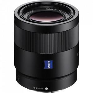 Obiectiv foto Sony Sonnar T* FE 55mm f/1.8 ZA