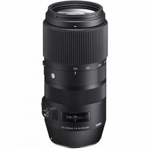 Obiectiv Sigma 100-400 mm f/5-6.3 DG OS HSM C - Nikon F