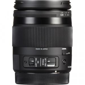 Obiectiv Sigma 18-200mm F3.5-6.3 DC Macro OS HSM C pentru Nikon
