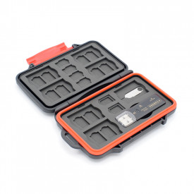 Suport Caruba Multi Card Case MCC-7 Include. USB 3.0 Card Reader