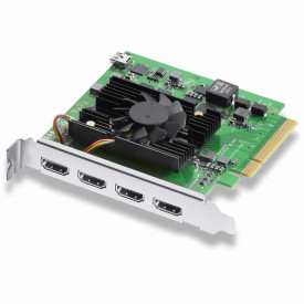 Blackmagic Design DeckLink Quad – Placa de Captura si redare HDMI