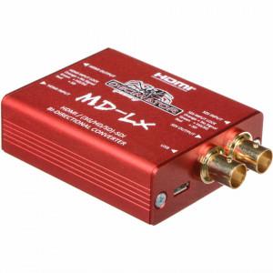 Convertor video Bi-Directional DECIMATOR MD-LX HDMI/SDI