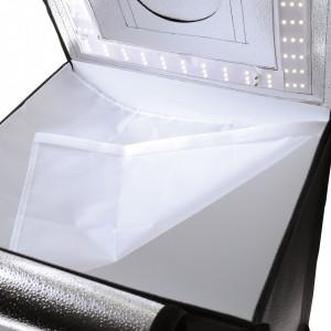 Ministudio LED Portabil Caruba - 60x60x60cm