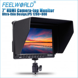 "Monitor video FeelWorld FW759 7"" IPS HDMI"