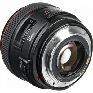 Obiectiv Canon EF 50mm f/1.2L USM
