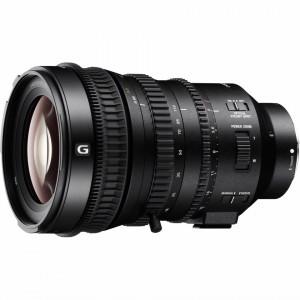 Obiectiv Sony E PZ 18-110 mm f/4 G OSS