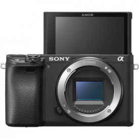 Sony Alpha A6400 Camera digitala mirrorless