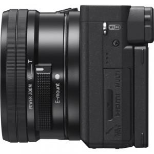 Camera digitala mirrorless Sony Alpha A6400 cu obiectiv 16-50 mm
