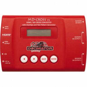 Decimator MD-Cross V2 Miniature HDMI/SDI Cross Converter