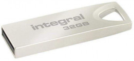 Integral Metal ARC 32GB USB 2.0 INFD32GBARC Memory stick