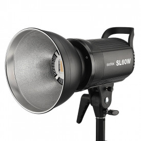 Lampa video Godox SL60W LED - lumina continua