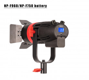 Lampa video LED Fresnel CAME-TV Boltzen 55W Tungsten