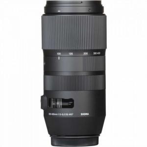 Obiectiv Sigma 100-400 mm f/5-6.3 DG OS HSM C - Sigma SA