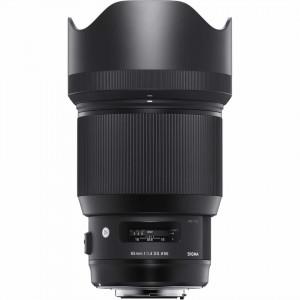 Obiectiv Sigma 85mm f/1.4 DG HSM Art pentru Nikon