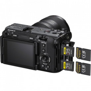 Sony FX3 - Cameră Cinema Full Frame