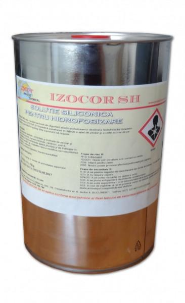 Solutie Siliconica de Impermeabilizare Piatra Naturala IZOCOR SH 5 kg