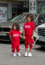 Compleu Copii 2 Piese (Pantaloni si Tricou) cod 811