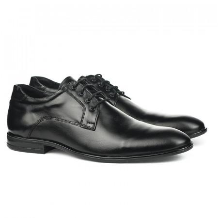 Slika Kožne muške cipele Gazela 3377 crne