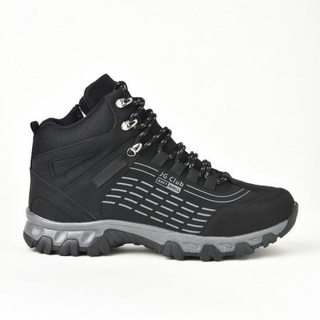 Slika Zimske duboke cipele / patike 4068 crne (brojevi od 40 do 44)