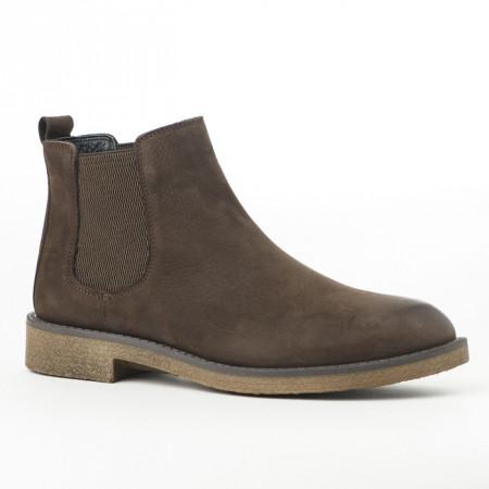Slika Kožne muške cipele P2050/1894 braon