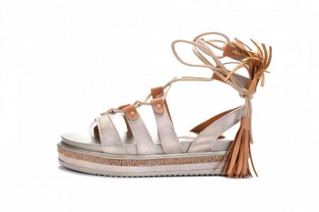 Slika Sandale za devojčice CS791916 zlatne (brojevi od 30 do 35)