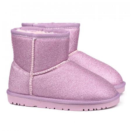 Slika Tople čizmice sa krznom BH591817 pink