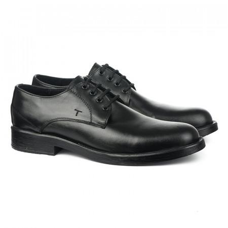 Slika Muške kožne cipele 5767 crne