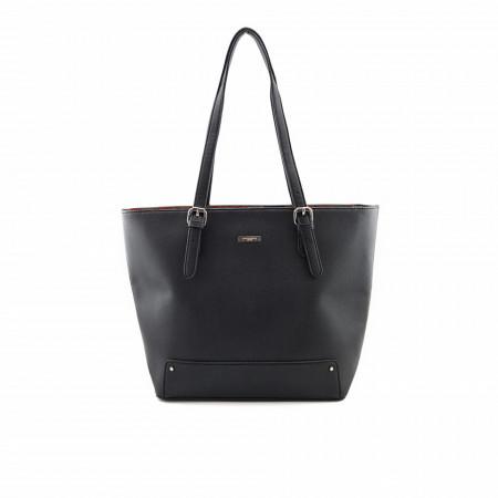 Slika Ženska torba T080113 crna