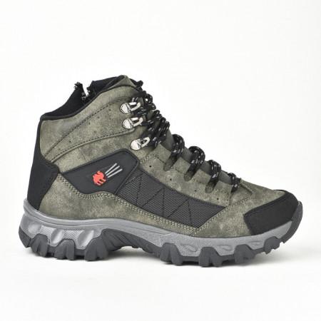 Slika Zimske duboke cipele / patike 4073 zelene (brojevi od 36 do 44)