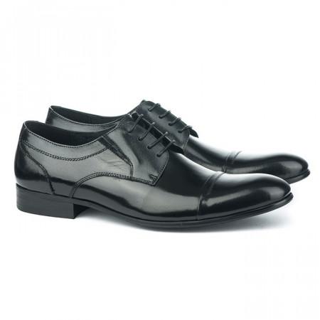 Slika Elegantne muške cipele 2062-29F crne