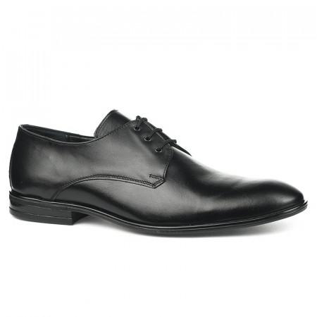 Slika Kožne muške cipele Gazela 3331 crne