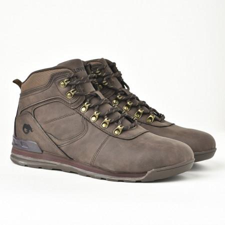 Slika Muške zimske cipele/patike LUMBER braon