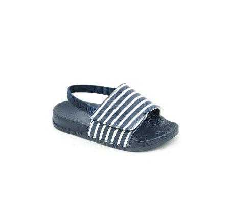 Slika Dečije gumene papuče/sandale CP020210 teget