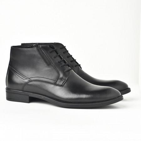 Slika Kožne muške cipele 3013-1 crne