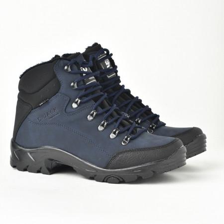 Slika Muške duboke cipele 1117 teget