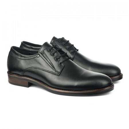 Slika Muške kožne cipele 3480 crne