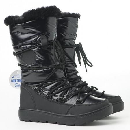 Slika Vodootporne čizme za sneg LH591920 crne