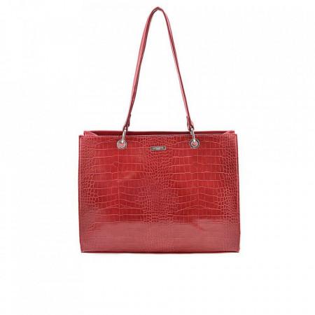 Slika Ženska torba T080105 crvena