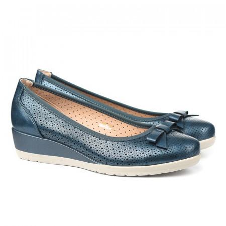 Slika Cipele / baletanke na malu petu K5 teget