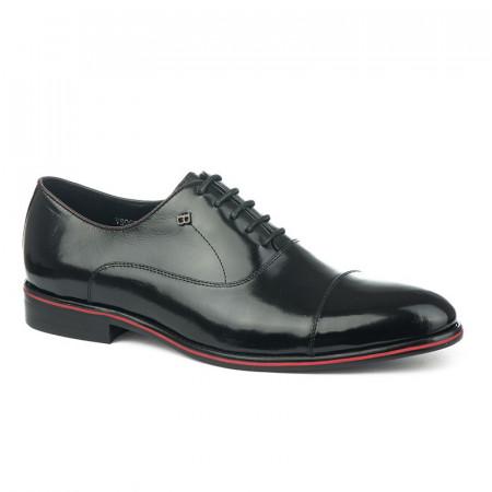 Slika Elegantne muške cipele VS069081-031 crne