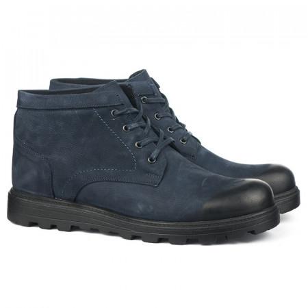 Slika Kožne muške cipele 1352 teget