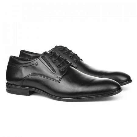 Slika Kožne muške cipele Gazela 3380 crne