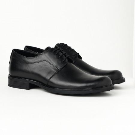 Slika Kožne muške cipele L9702/512 crne