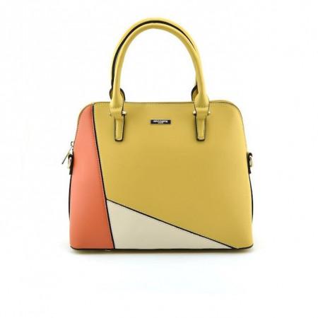 Slika Ženska torba T020710 žuta