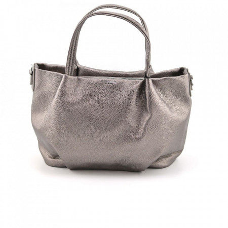 Slika Ženska torba T080015 tamno srebrna