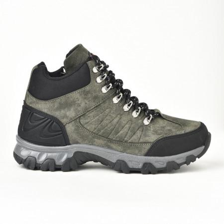 Slika Zimske duboke cipele / patike 4066 zelene (brojevi od 40 do 44)