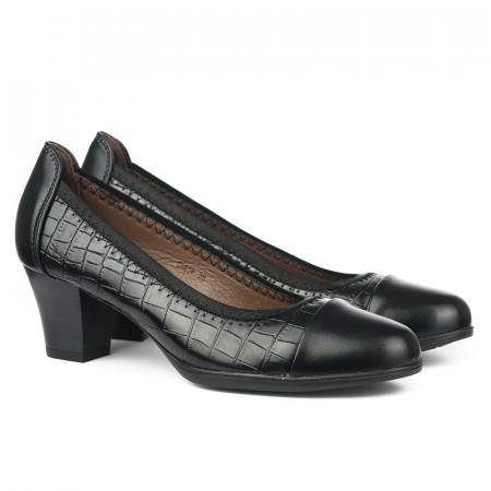 Slika Cipele na štiklu C4818 crne