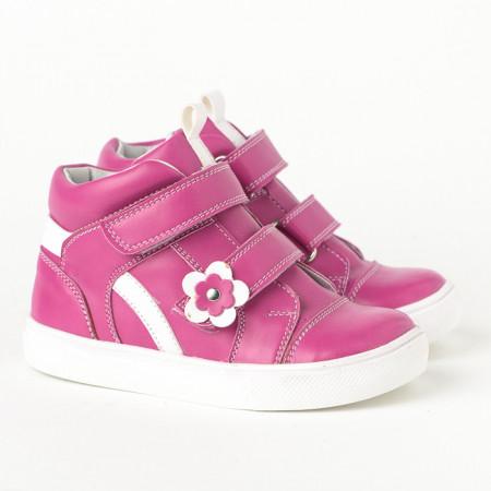 Slika Dečije cipele/patike na čičak S210/2 pink