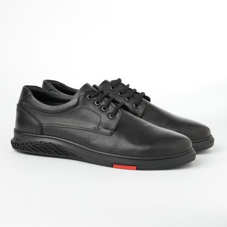 Slika Kožne muške cipele 209539-290539 crne