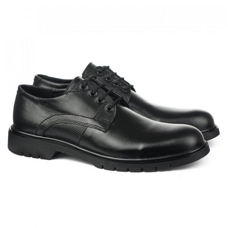 Slika Muške kožne cipele 5616 crne